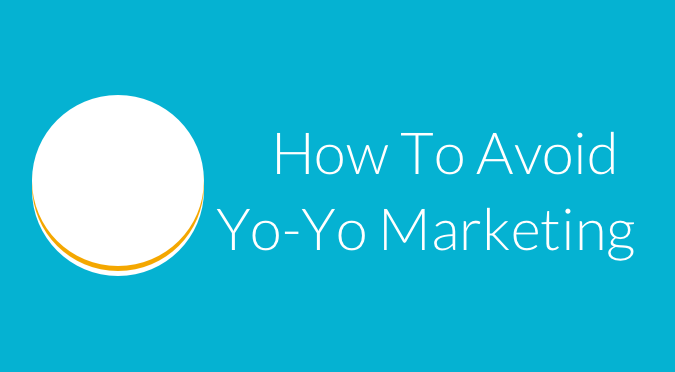Yo-Yo Marketing