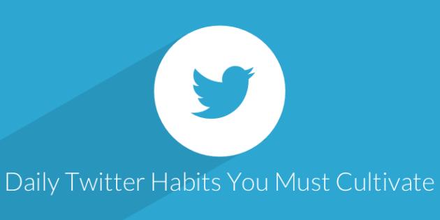 Twitter Habits