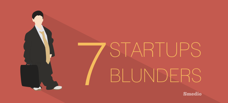 7 Blunders while Writing a Blog