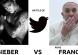 Pope Francis vs Justin Bieber