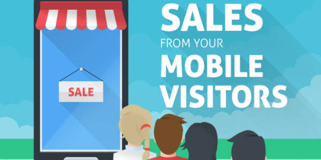 Mobile Visitors Sales