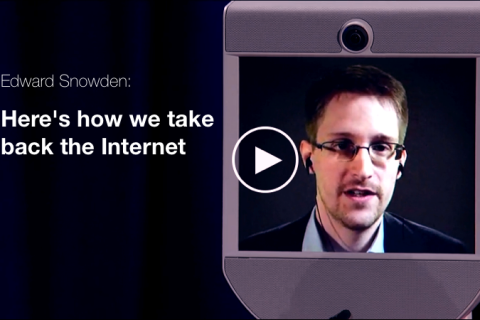 Edward Snowden Data Privacy