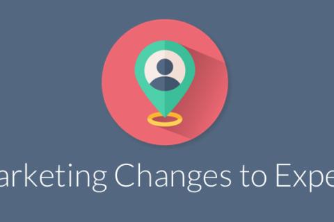 Marketing Changes