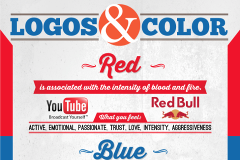 colours in logos