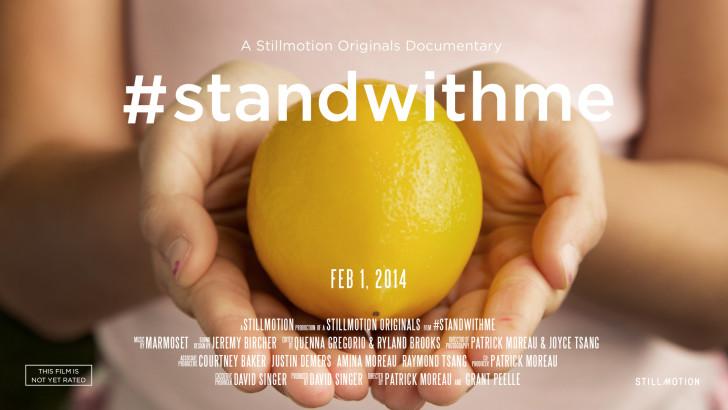 #Standwithme