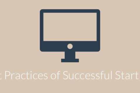 Best Practices of Successful Start ups
