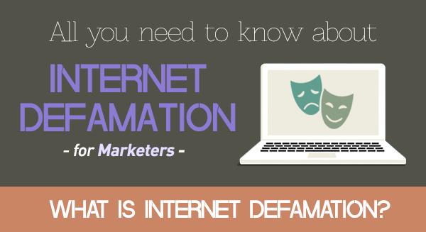 Internet Defamation