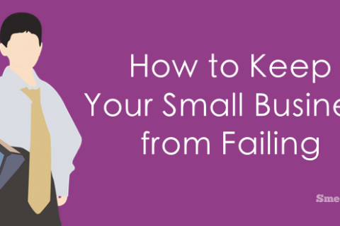 Keep Your Small Business from Failing
