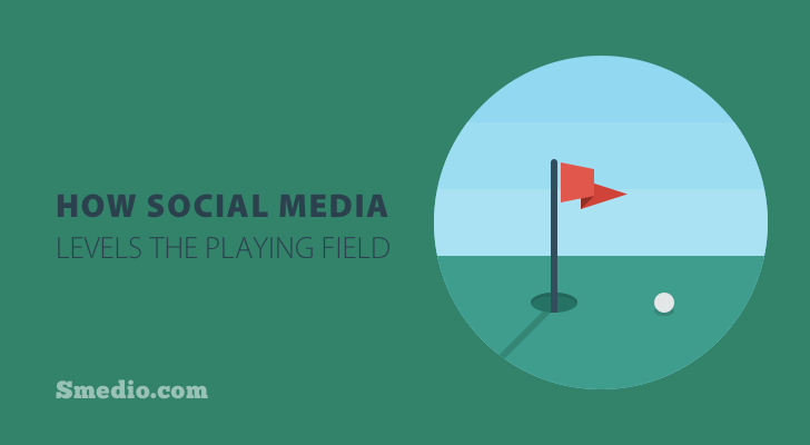 Social Media Playing Field